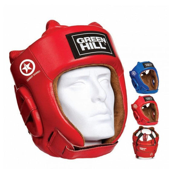 Casco SAMBO / Combat Sambo GREEN HILL