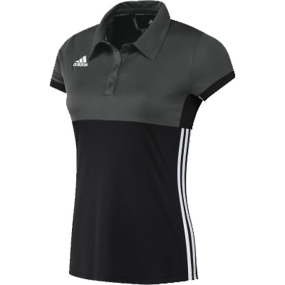 Polo Adidas ClimaCool Chica Negro