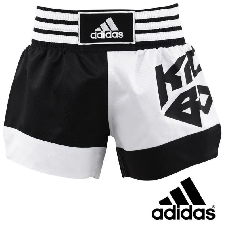 Short ADIDAS Boxing negro/blanco