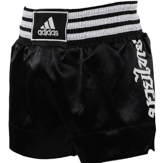 Short ADIDAS Thai Boxing negro/blanco