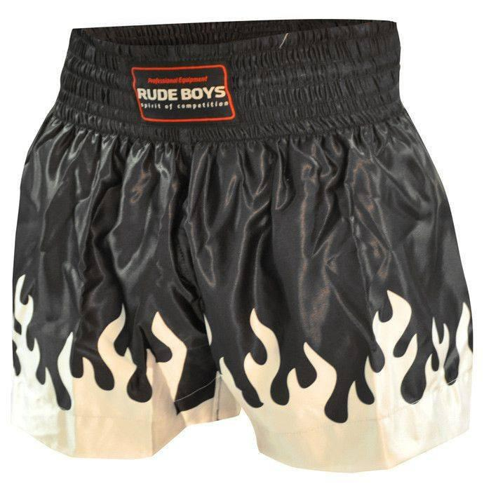 Short/Pantalón - Short Thai Rude Boys FLAMES