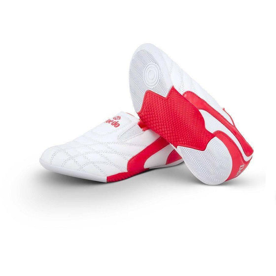 Zapatillas Taekwondo Daedo KICK para Niño Red