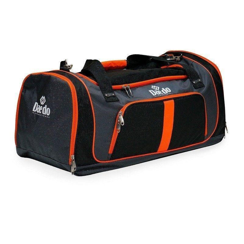 Bolsa Multi Daedo Funciones Negra/Orange