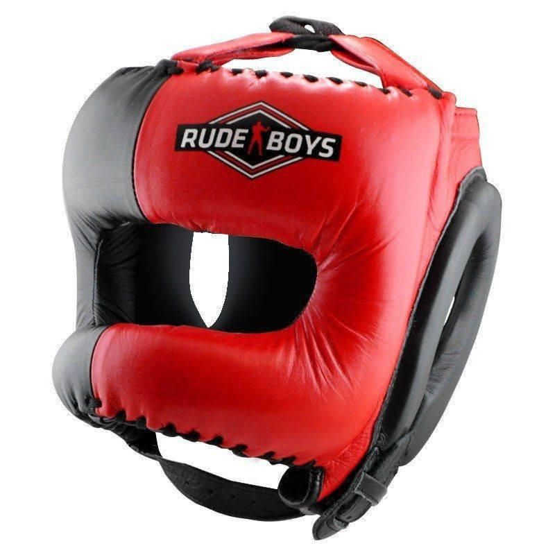 Cascos - Casco Boxeo Rude Boys MEXICAN