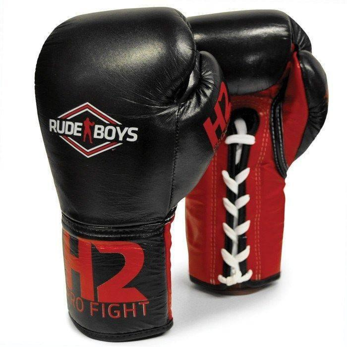 Guantes Profesionales - Guantes Profesional  Rude Boys  H2
