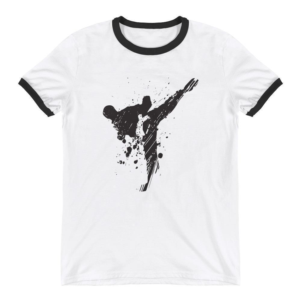 Camiseta Ringer Martials Arts