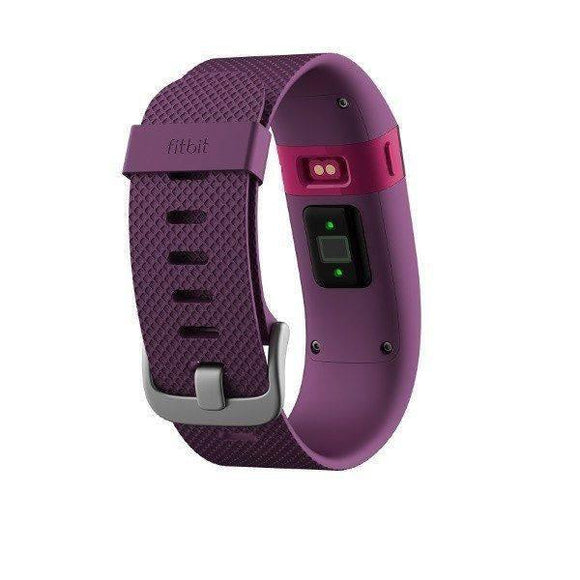 Monitor Actividad - Monitor Actividad Fitbit Charge HR Plum