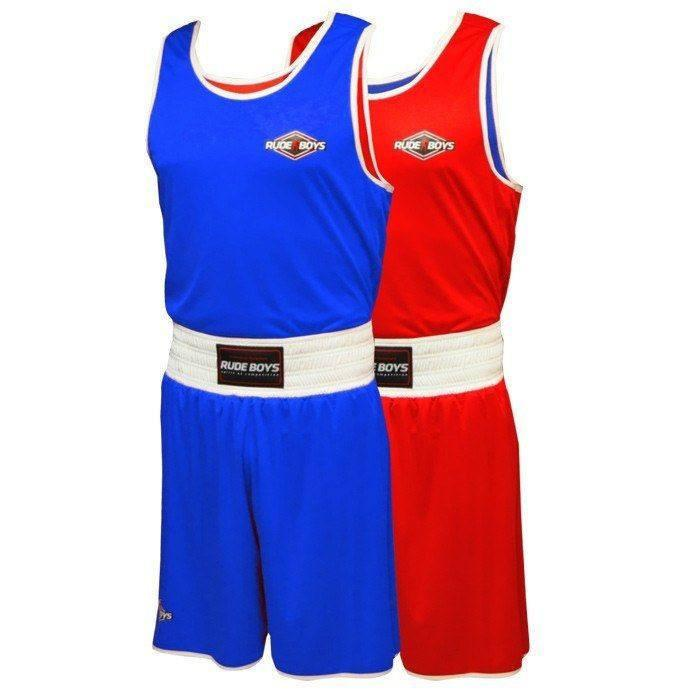 Set Boxeo - Set Boxeo Amateur Reversible