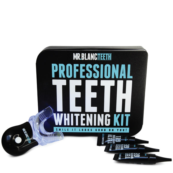 Mr Blanc Teeth Professional Teeth Whitening Kit