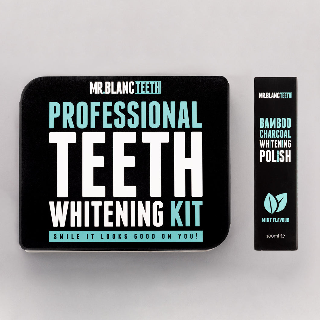 Mr Blanc Teeth Whitening Bundle