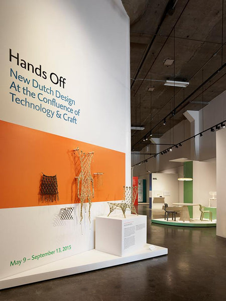 dirk vander kooij hands off museum of craft & design