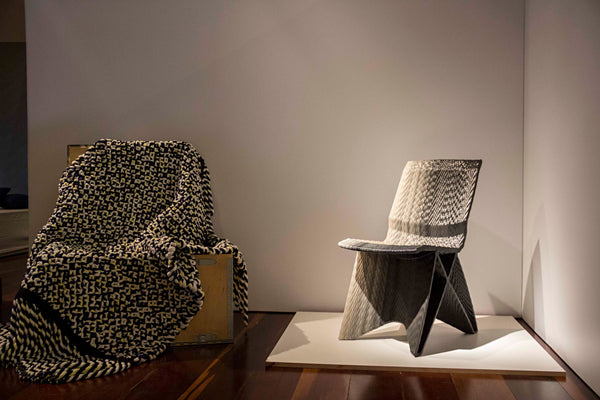 endless chair at 5th brazilian design biennial dirk vander kooij van der