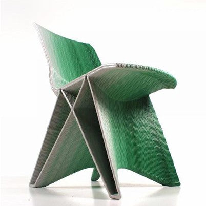 collection of museum of arts & design, new york endless chair dirk vander kooij recycled robot print ron labaco