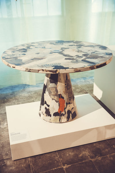 dirk vander kooij melting pot table scyption hands off dutch design week