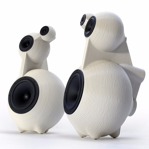 "featured - snowmen high end speaker set woofer 12"" dirk vander kooij henk jan netjes"