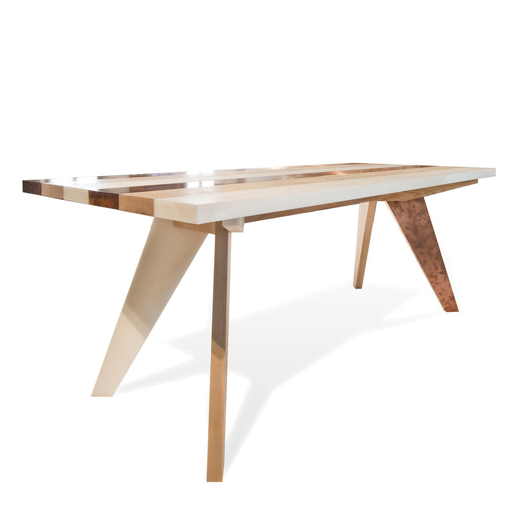 all material table, dirk vander kooij
