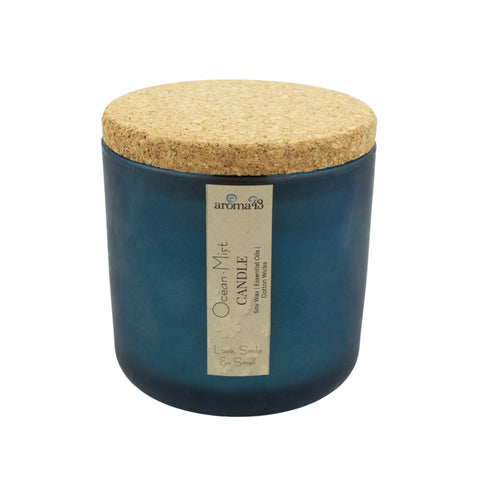 Sumptuous Colors Ocean Mist Candles