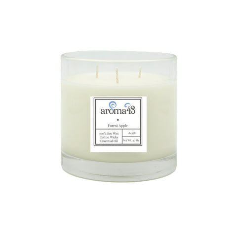 Forest Apple Large 3 Wick Candle