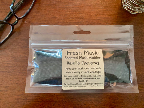 Vanilla Frosting Your Fresh Mask