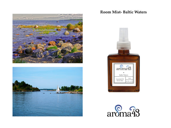Baltic Waters Room Mist