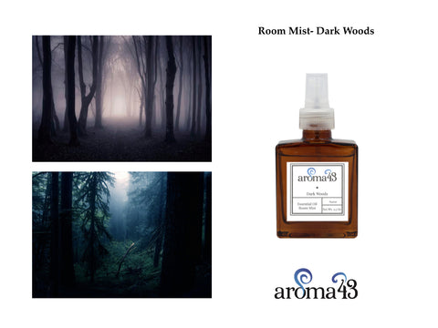 Dark Woods Room Mist
