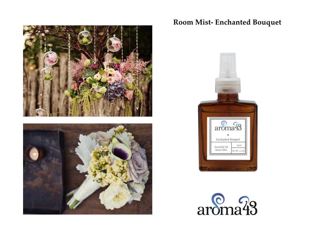 Enchanted Bouquet Room Mist