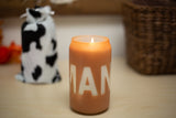 Bourbon MAN Candle