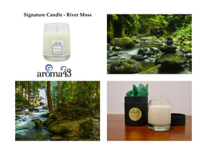 River Moss Signature Candle