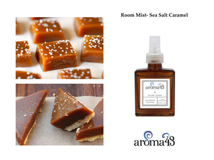 Sea Salt Caramel Room Mist