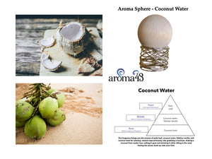 Coconut Water Aroma Sphere