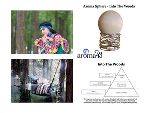 Into The Woods Aroma Sphere