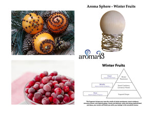 Winter Fruits Aroma Sphere