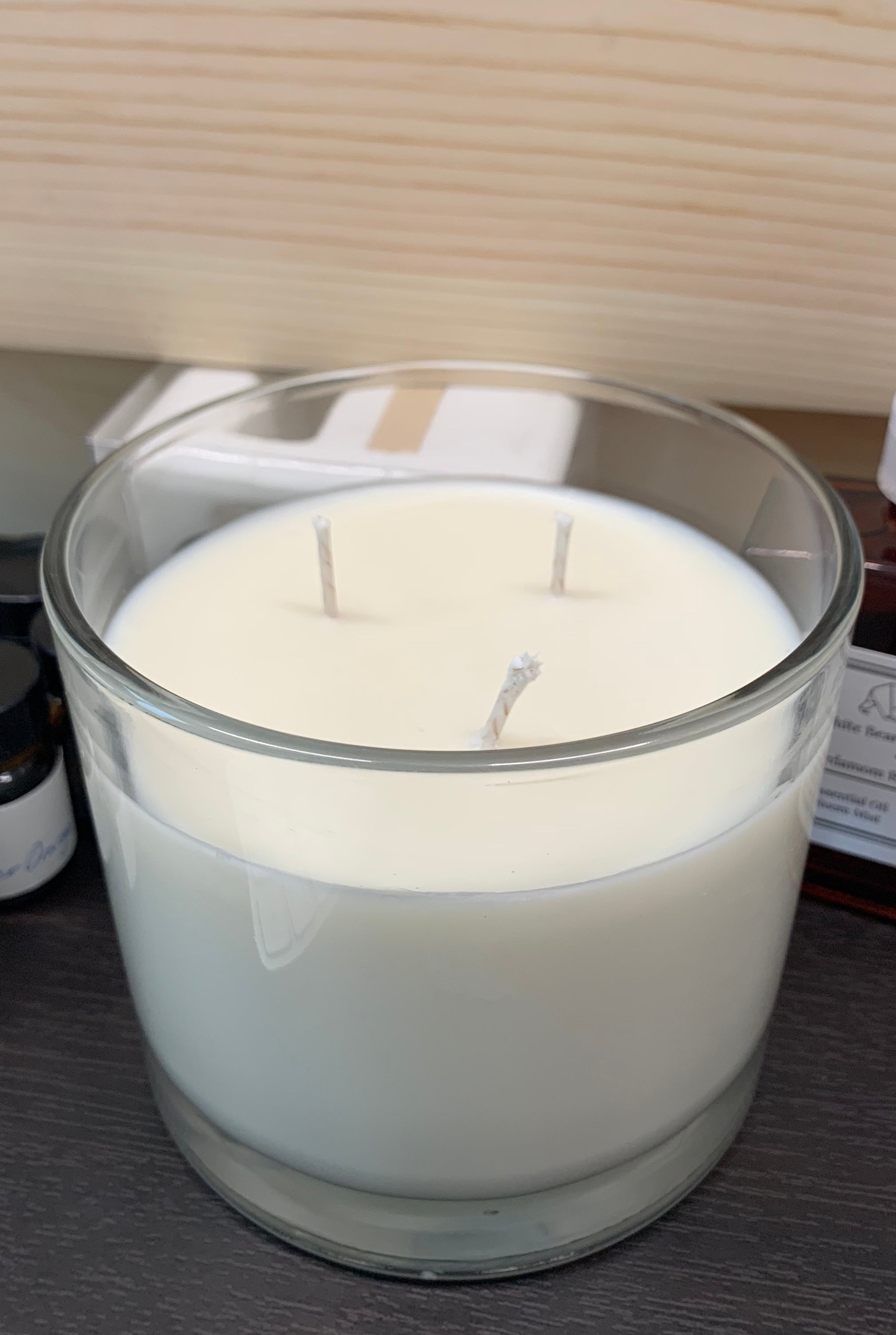 Forest Apple Large 3 Wick Signature Candle