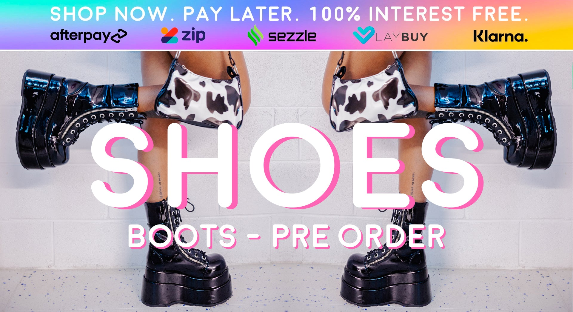 boots pre order