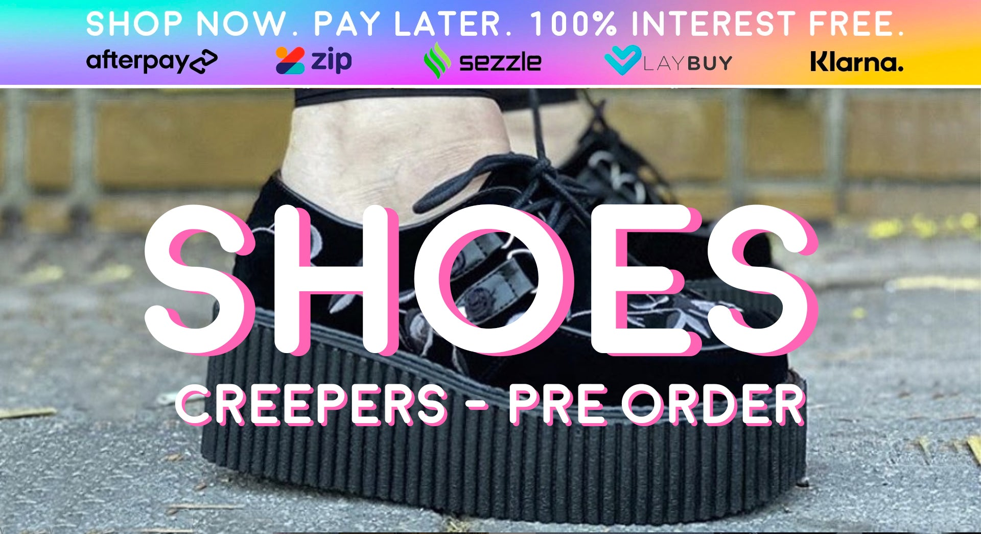 creepers pre order