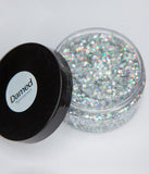GLITTER ROOTS HOLOGRAM STARS HAIR GEL (TRAVEL SIZE)