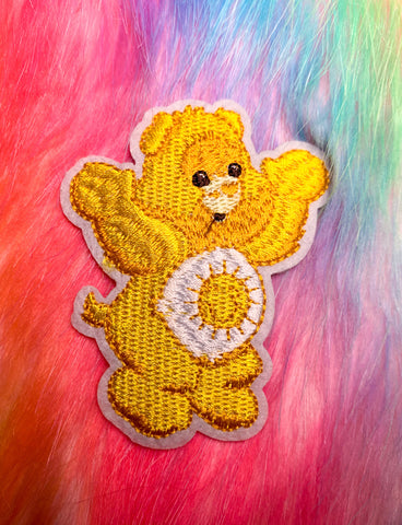 CARE BEARS - FUNSHINE BEAR