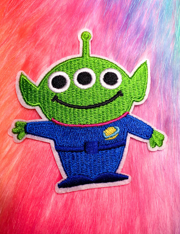 TOY STORY ALIEN PATCH