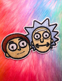 RICK & MORTY PATCH