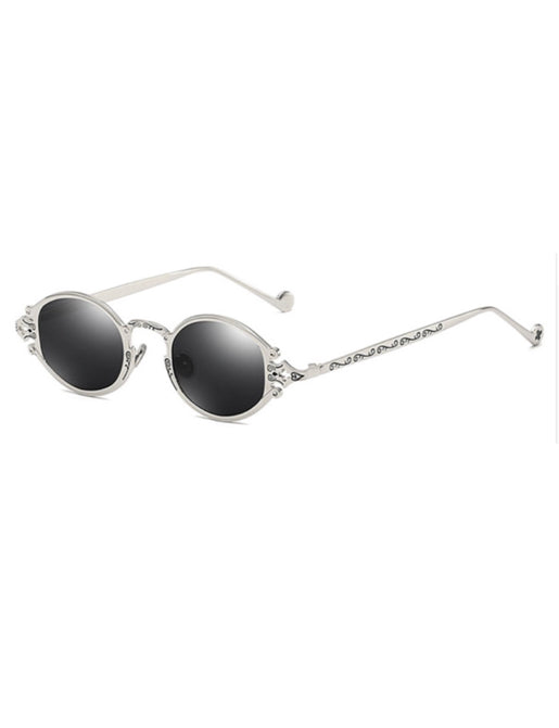PRETTY PIMPIN SHADES - SILVER