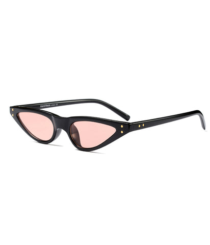 GET LIT SHADES - BLACK/PINKY BROWN