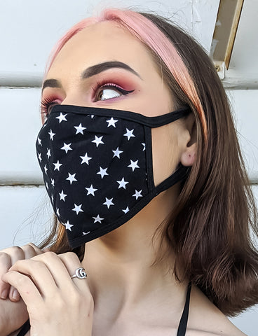 YOU ARE A STAR DUST MASK
