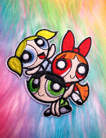 POWERPUFF GIRLS PATCH