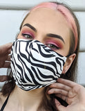 ZEBRA DUST MASK