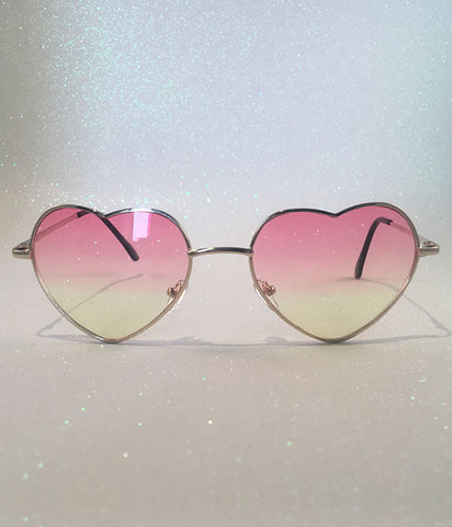 BABY ONE MORE TIME HEART SHADES *PRE ORDER*