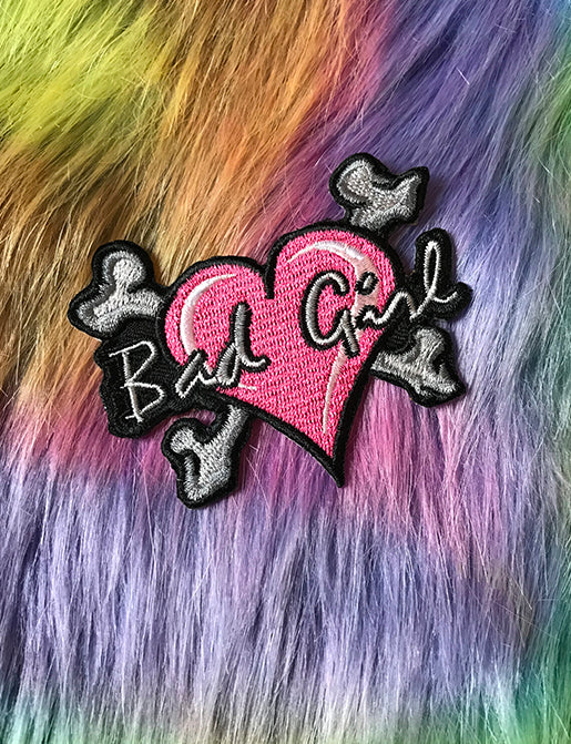BAD GIRL PATCH