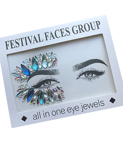 ALL IN ONE EYE JEWELS - BLUE