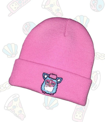PIMPED OUT FURBY BEANIE
