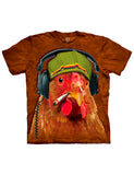 DJ CHICKEN SCOTTY TEE