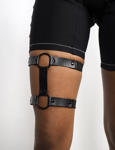 THE DON LEG HARNESS 2.0 - BLACK
